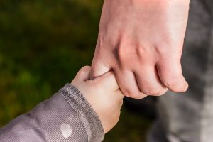Who gets child custody after a separation?