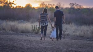 Child custody for unmarried couples
