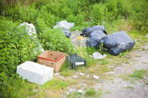 Fly-tipping crackdown – heavy fines or even imprisonment